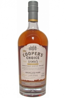 Highland Park 21 Jahre 1995, (SF), Cooper's, Single Cask Malt