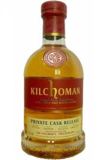Kilchoman 9 Jahre 2006, Originalabfüllung, Single Cask Malt