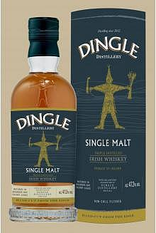 Dingle Irish Single Malt Whiskey, Batch 4