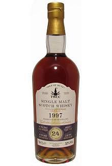 Ledaig 22 Jahre 1997, Dark Sherry, TWCC, Single Cask Malt