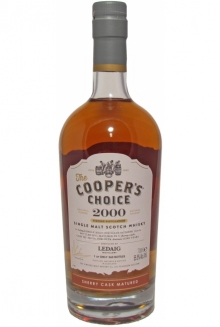 Ledaig 16 Jahre 2000, Cooper's Choice, Single Cask Malt