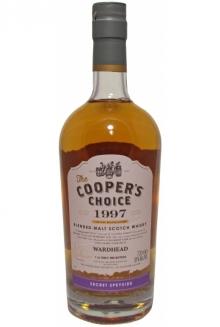 Wardhead (Glenfiddich)20 Jahre 1997, Cooper's, Single Cask Malt