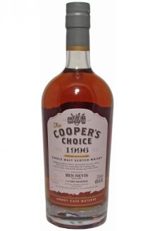 Ben Nevis 21 Jahre 1996,(S), Cooper's, Single Cask Malt