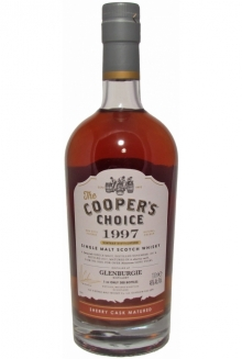 Glenburgie 19 Jahre 1997,Cooper's Choice, Single Cask Malt (S)