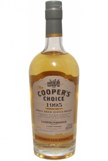 Cameronbridge 21 Jahre 1995, Cooper's Choice, Single Cask Grain