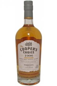 Tomintoul 20 Jahre 1996, Cooper's, Single Cask Malt