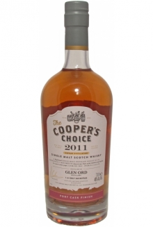 Glen Ord 5 Jahre 2011, Cooper's Choice, Single Cask Malt