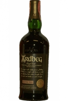 Ardbeg 1976 Italy, Distillery Bottling, Single Malt