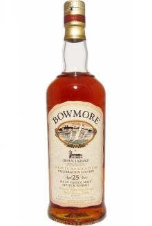Bowmore 25 Jahre Château Lagrange, Distillery Bottling, Single Cask Malt