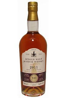Heaven Hill 10 Jahre 2009, TWCC, Kentucky Bourbon