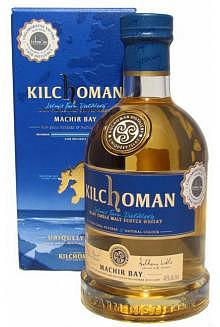 "Kilchoman ""Machrie Bay Irten'ge"" Collaborative Vatting"