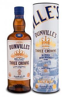 Dunville's Three Crowns Irish Blend